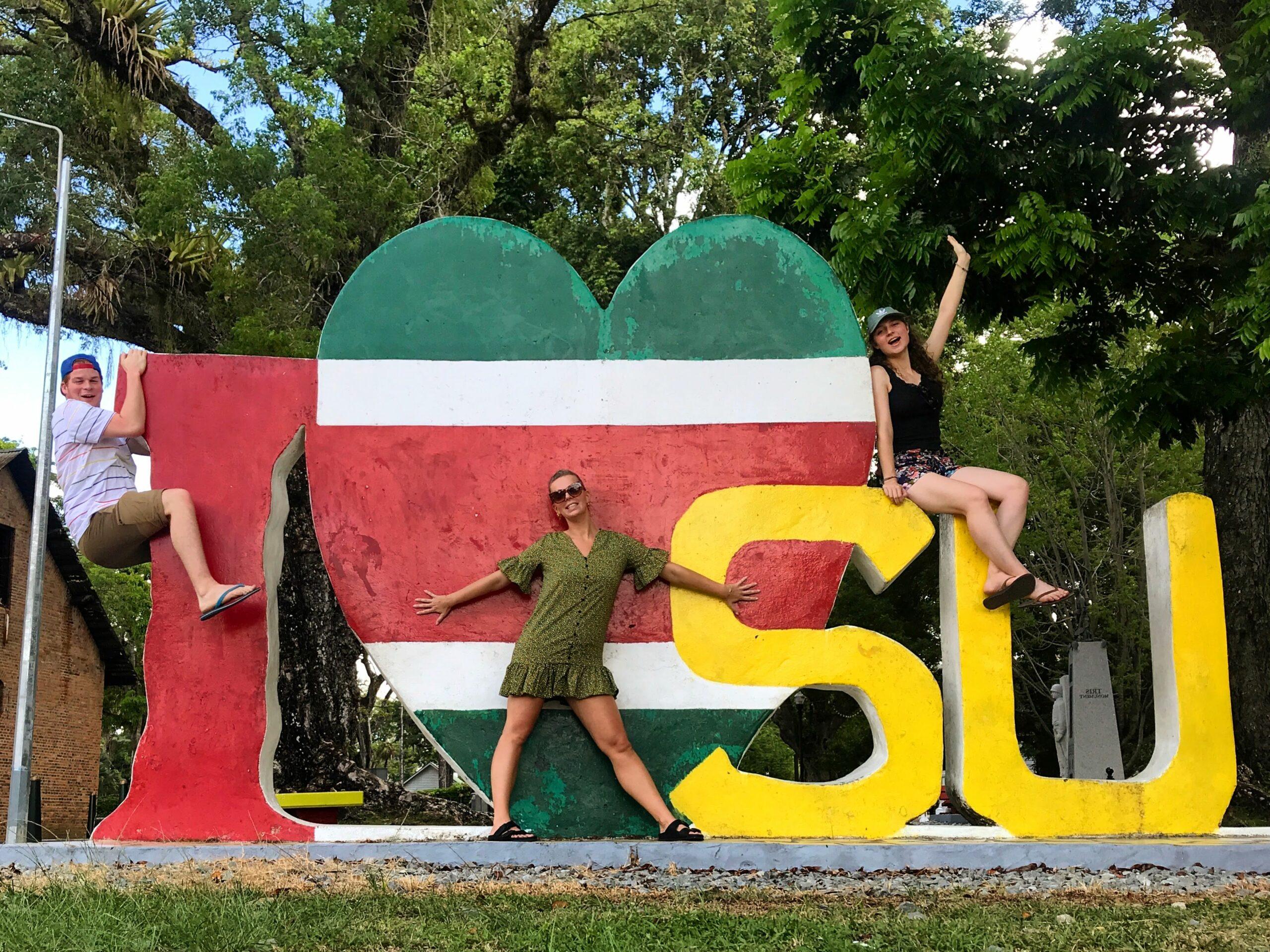 Cas in Suriname