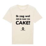 T-shirt - Natural (CAKE)